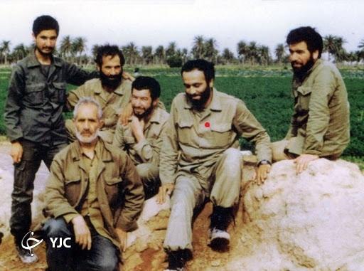 کدام فرمانده سپاه هیچ وقت لباس بسیجی را از تن بیرون نکرد + تصاویر