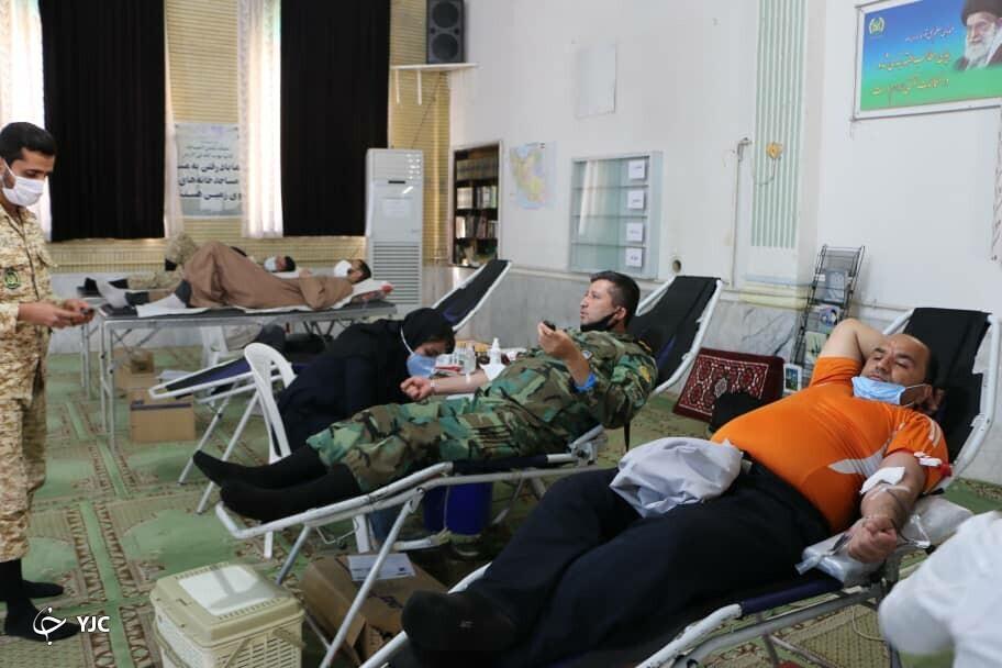 اهدای خون؛ گرانمایهترین نوع کمک به همنوعان