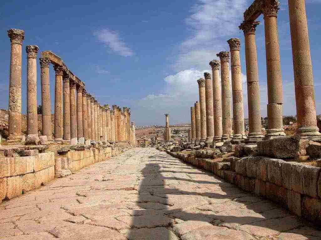 ۱۱ مکان زیبا در اردن