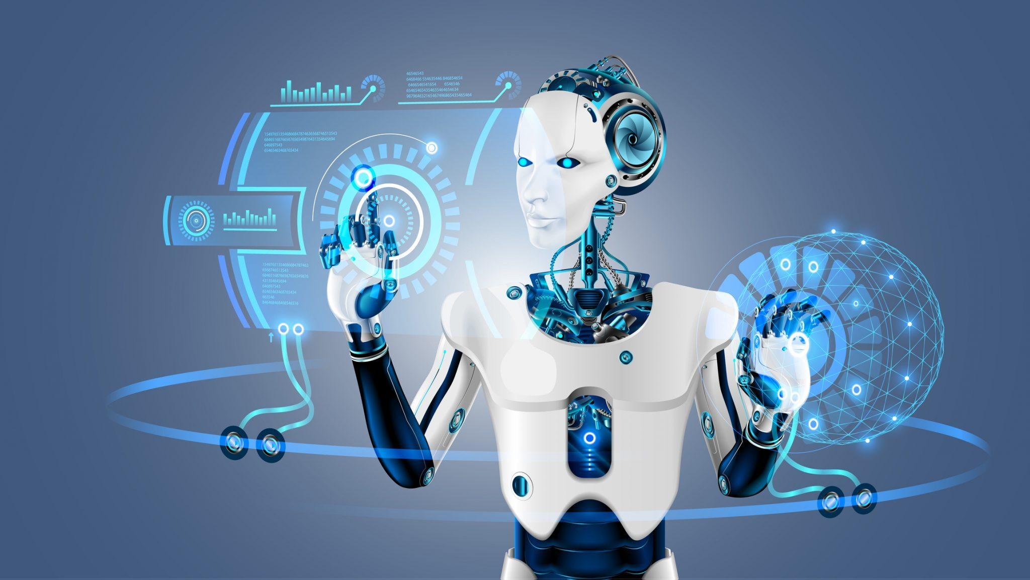 تاثیر هوش مصنوعی و رباتها در رشد مشاغل