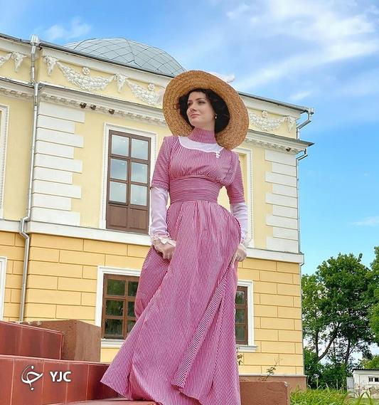 مدل لباس های قرن ۱۹