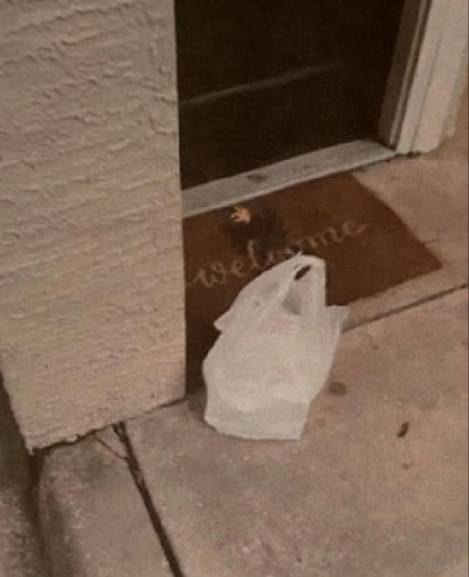 سرقت غذای سفارشی