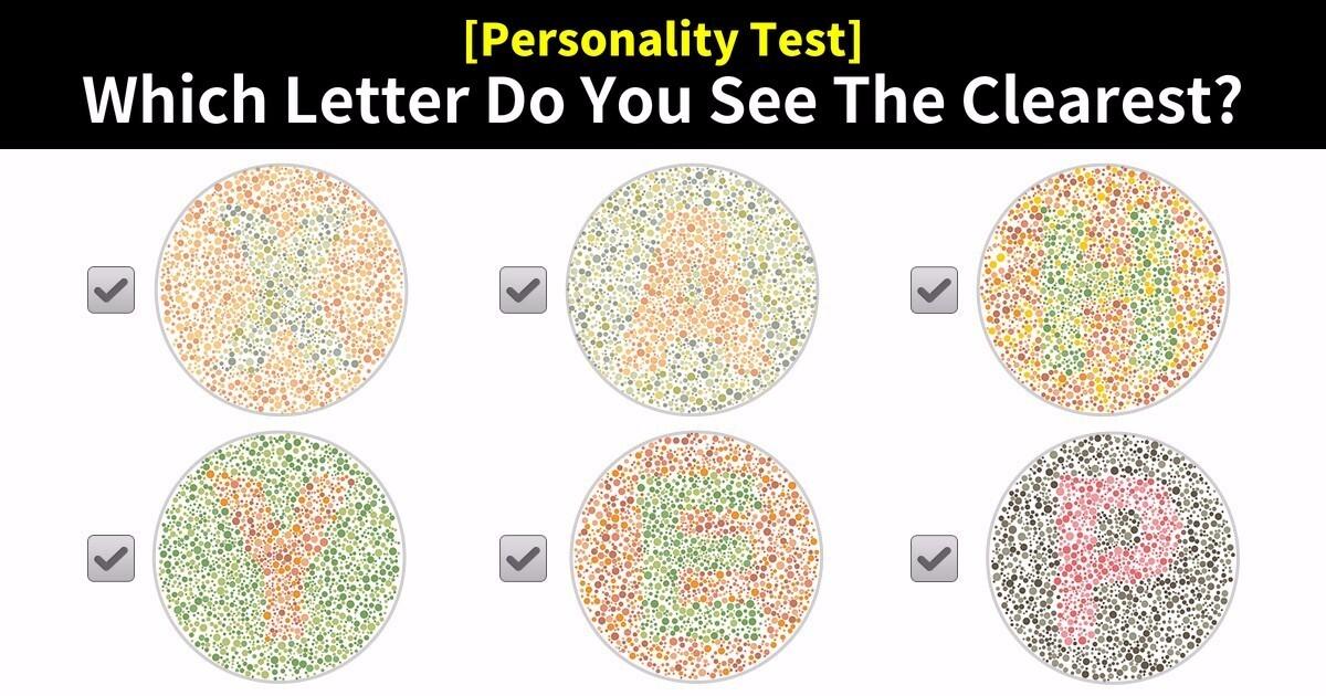 دید شما درباره شخصیتتان چه اطلاعاتی میدهد؟