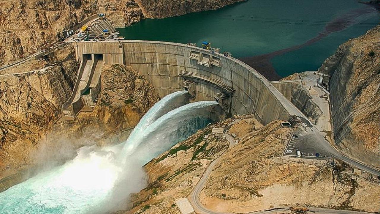 افزایش ۳۰ درصدی مخازن سدهای کشور/آمادگی سدها برای مهار سیلابهای احتمالی