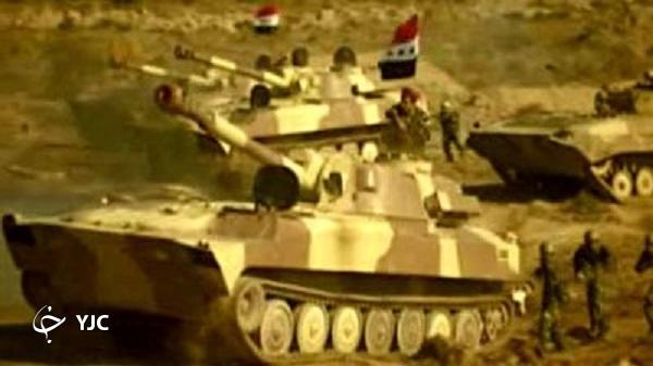 کدام ارتشی موفق به شکار ۶ تانک «تی ۷۲» در کنار یکدیگر شده است؟