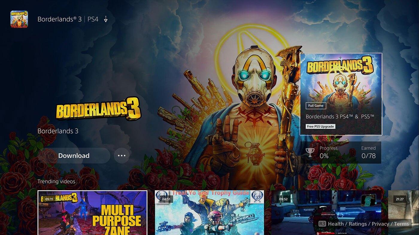 مراحل تبدیل بازیهای پلی استیشن ۴ به نسخه PS5