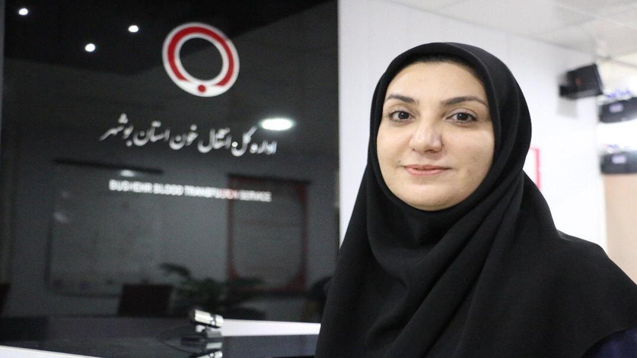ذخایر خونی بوشهر قابل قبول، اما ناپایدار است