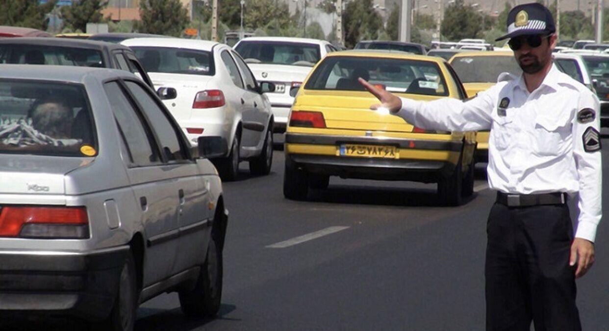 کاهش ۶۰ درصدی ترددهای دورن شهری همدان