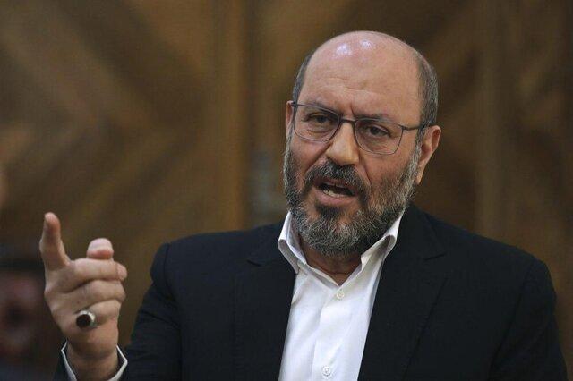 سردار دهقان برای انتخابات ریاست جمهوری ۱۴۰۰ اعلام نامزدی کرد