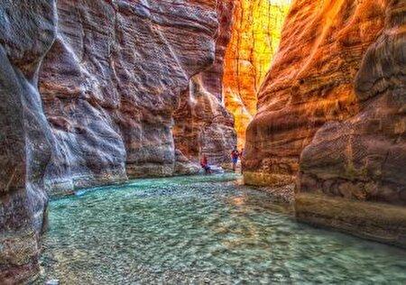 جاذبههای حیرتانگیز اردن؛ از دره ماه تا دریای مرده + تصاویر