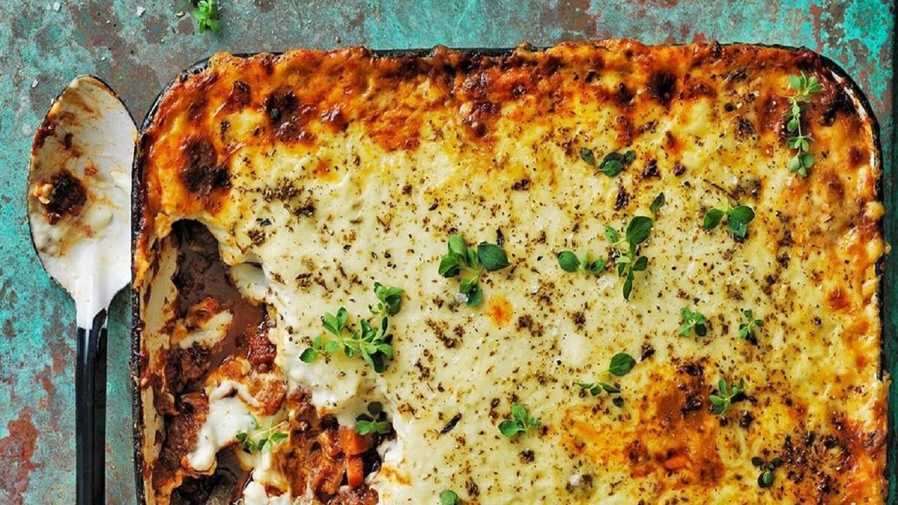 آموزش آشپزی؛ از رویال برگر حرفهای و قارچ شکم پر پنیری تا راز و رمزهای باقلا قاتق خوشمزه و ترشی مخلوط و لیته بندری + تصاویر