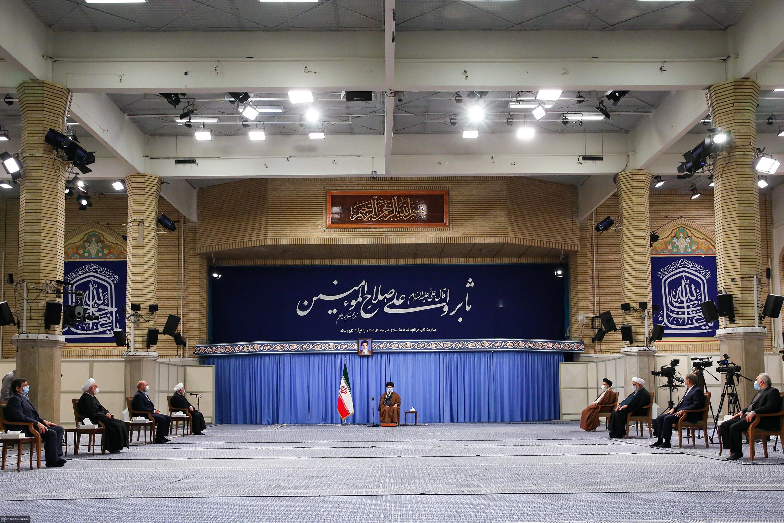 آغاز به کار مجدد جلسات شورای عالی هماهنگی اقتصادی بعد از دو ماه نا هماهنگی سران قوا