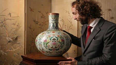 گلدان بی ارزشی که نیم میلیون پوند در حراجی فروش رفت + عکس
