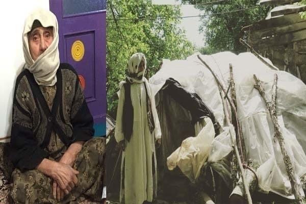 کار مادر بزرگ ایرانی جهانی شد + عکس