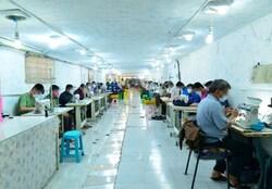 زندان همدان کارگاهی برای حرفه آموزی و اجتماعی شدن زندانیان