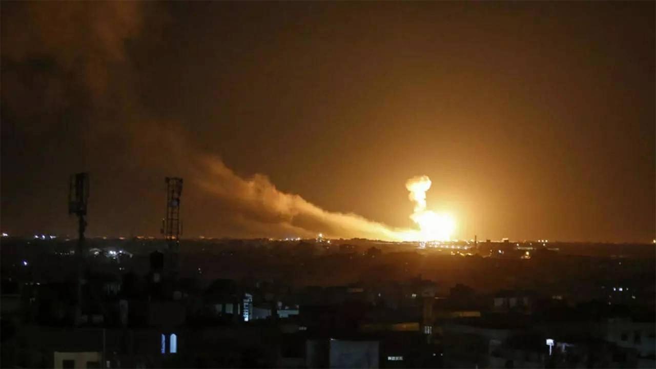 هوايي،سوريه،حمله،دمشق،جنوب