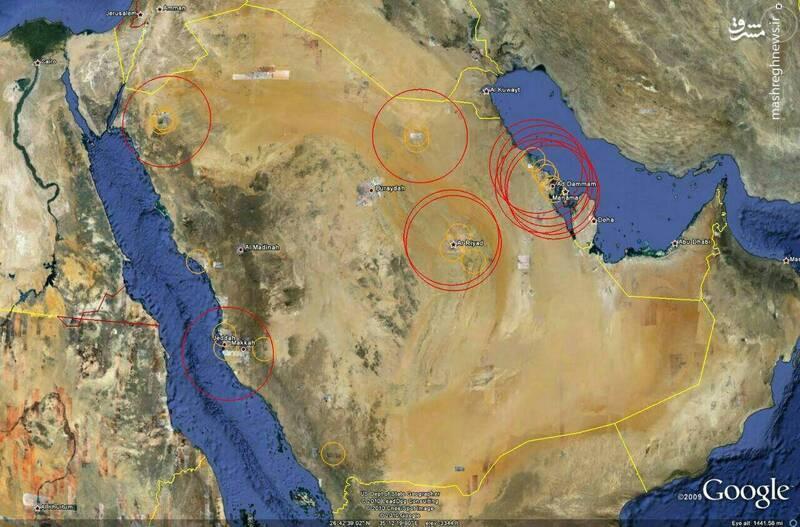 تحقیر آلسعود با یک شلیک/ موشکی که تمام سامانههای پدافندی عربستان را تسلیم کرد+تصاویر