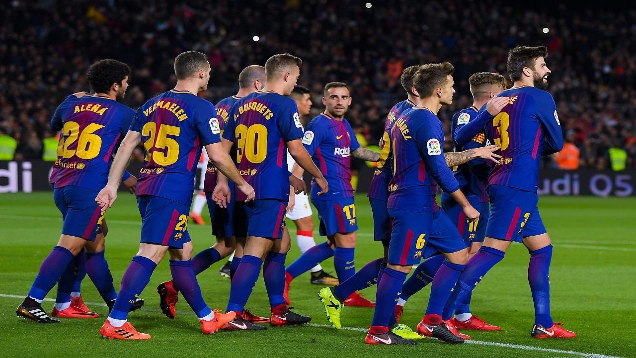 ترکیب بارسلونا برای بازی مقابل دینامو کیف اعلام شد