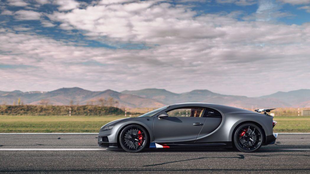 مشخصات فنی اتومبیل ۳ میلیون دلاری بوگاتی