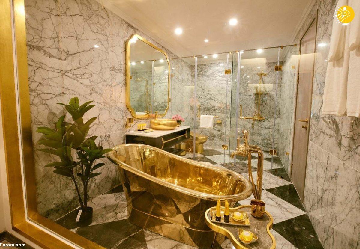 هتل طلایی در ویتنام