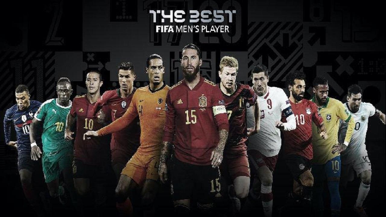 اسامی نامزدهای کسب عنوان بهترینهای فیفا در سال ۲۰۲۰ اعلام شد