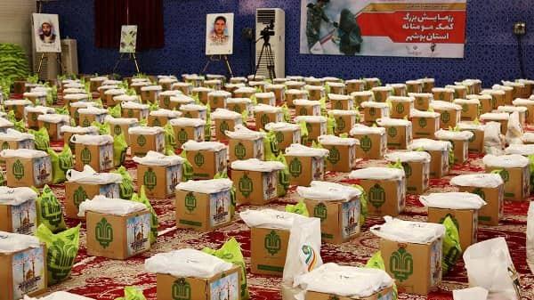 بهرهبرداری از ۶۳۶ طرح محرومیتزدایی بسیج در بوشهر