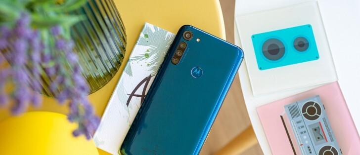 گوشی Motorola Moto G8 Power