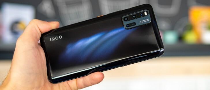 گوشی vivo iQOO 3 5G