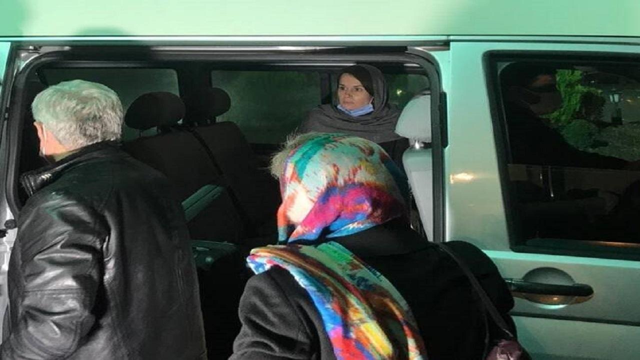 نخستین تصویر تبادل جاسوس صهیونیستی با سه تاجر ایرانی