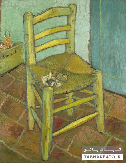 راز صندلی تنها پشت نقاشی ونگوگ!