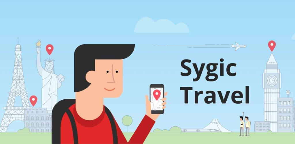 دانلود Sygic Travel Maps