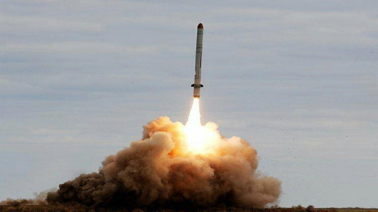 پرتاب موفق موشک جدید ضد بالستیک ارتش روسیه