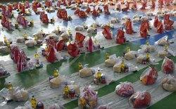 توزیع ۱۰۰۰ بسته معیشتی در اهر