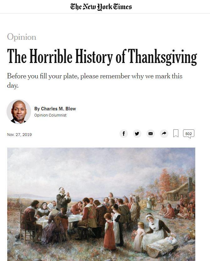 روز شکرگزاری در آمریکا؛ جشن مهاجران و عزای بومیان
