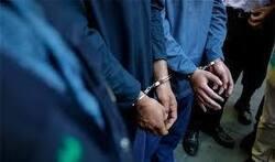 دستگیری ۶ سارق در اسدآباد