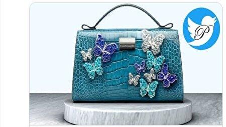 گرانترین کیف دستی زنانه جهان چه قیمتی دارد؟