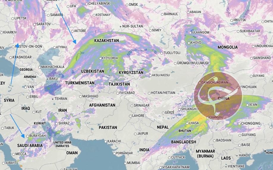 نقشه های هوایی