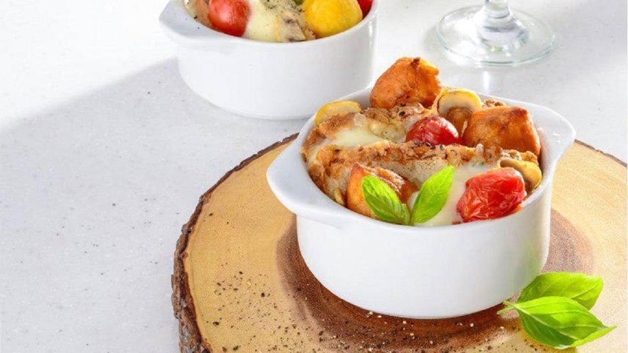 آموزش آشپزی؛ از گوجه شکم پر و کرپ اسفناج با پنیر پراتو تا دیپ اسفناج پنیری + تصاویر