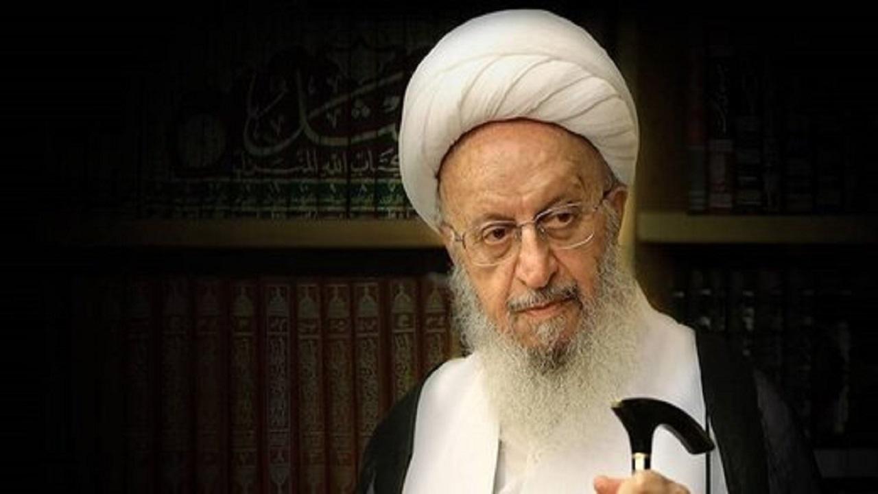 آیت الله مکارم شیرازی درگذشت رهبر شیعیان هند را تسلیت گفت