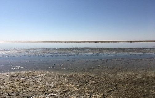 ریزگردهای تالاب تشنه گاوخونی در راه ۱۰ استان/ فرصتی برای تعلل نمانده