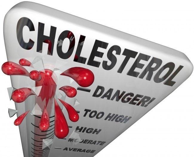 ۶ علامت که نشان دهنده سطح بالای کلسترول خون است