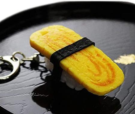 طرز تهیه تاماگوایاکی، سوشی تخم مرغ