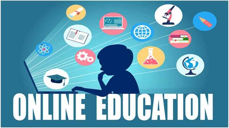 تحصیل آنلاین