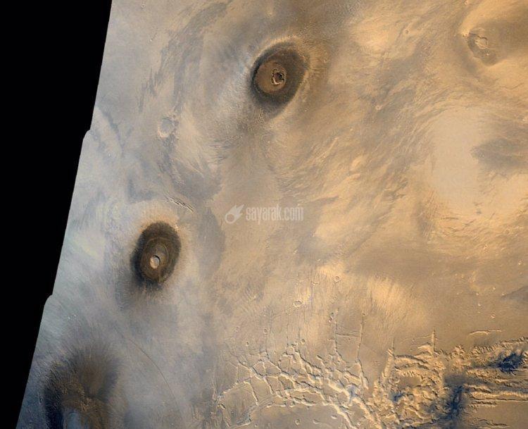 ۸ مقصد جالب برای گردشگری در مریخ