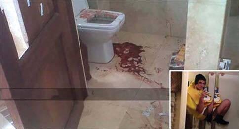 سلفی مرگبار با مرده! + تصاویر