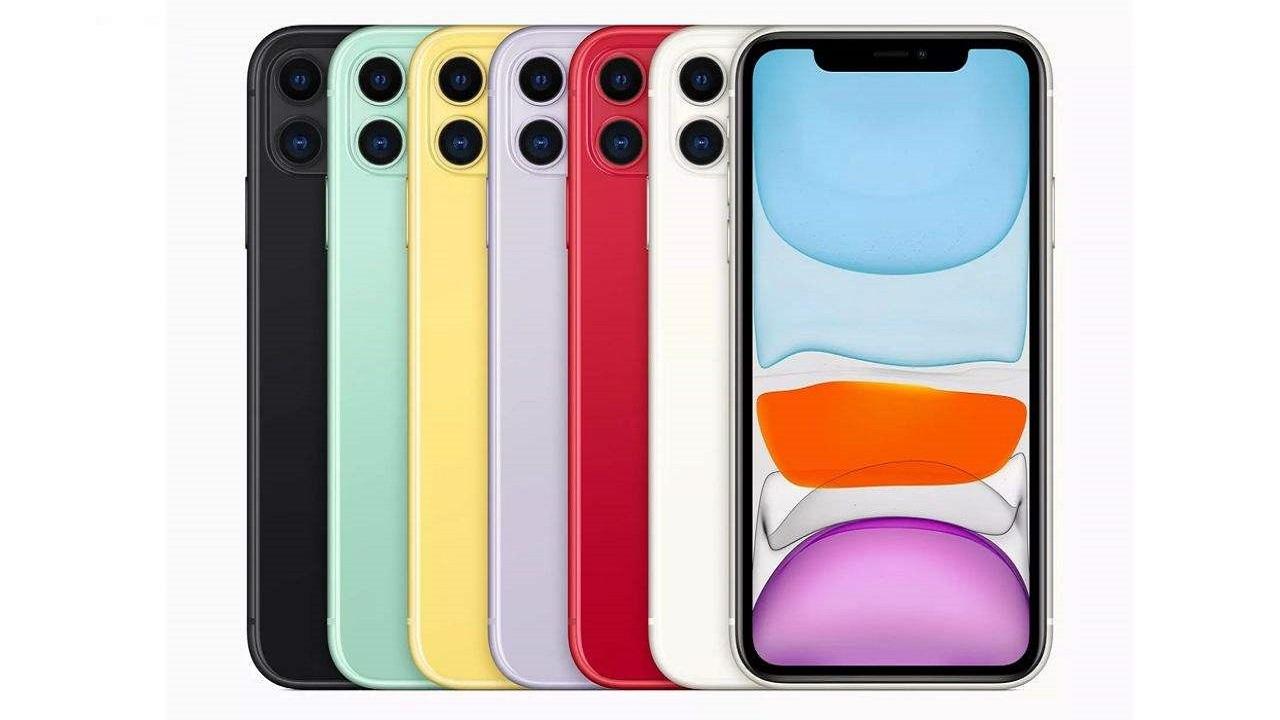 قیمت انواع گوشی موبایل اپل در ۹ آذر