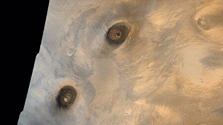 ۸ مقصد جالب برای گردشگری در مریخ + تصاویر