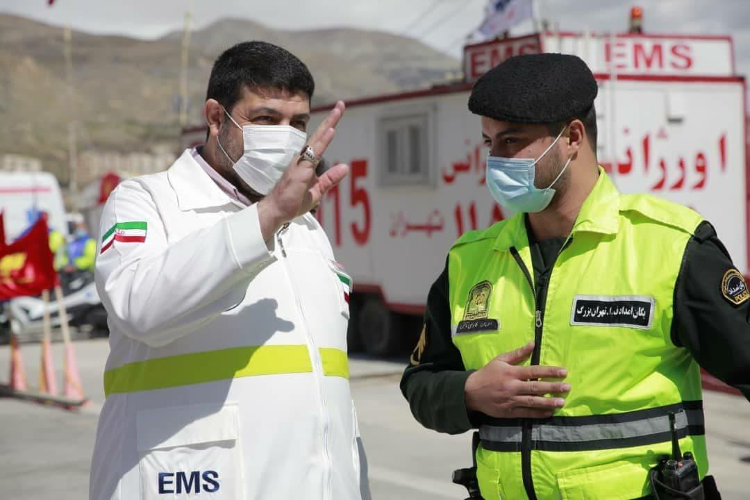 مراجعه ۴۷۴ هزار نفر به اورژانس در سراسر کشور