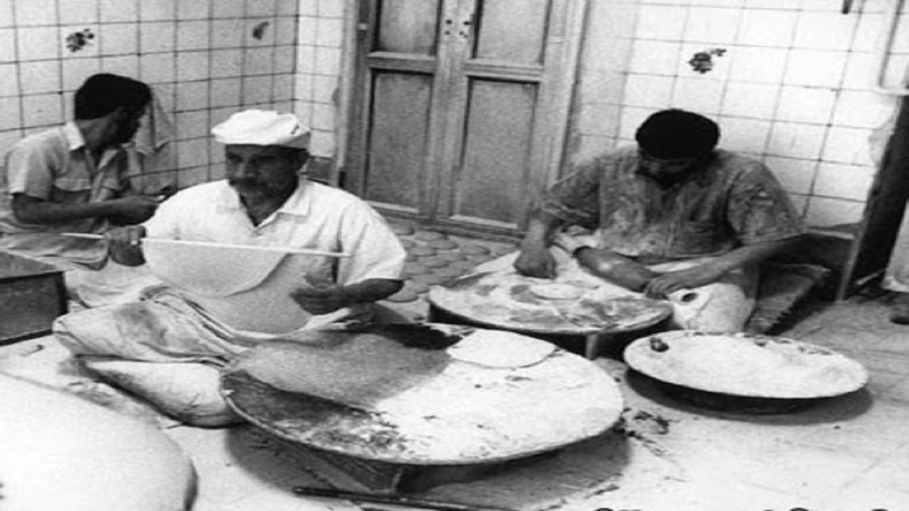 نان قدیمی ترین غذای بشر