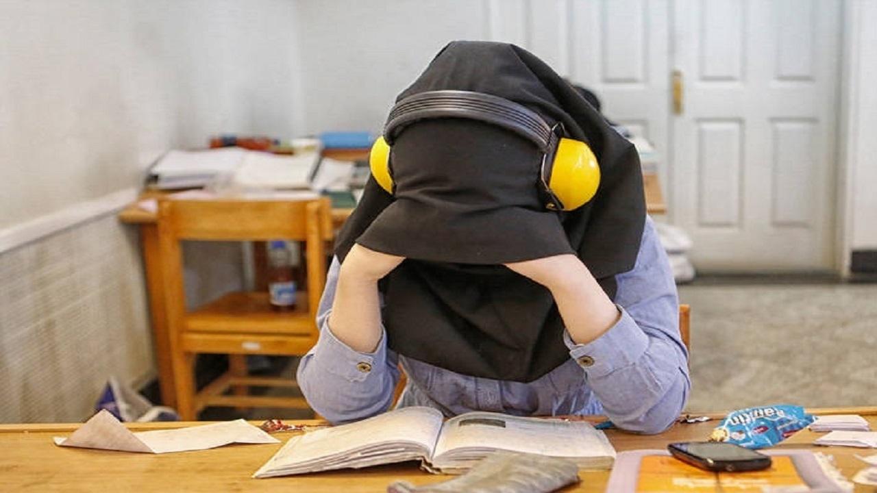 فرصت١٠٠ روزه دوازدهمیها برای شرکت در امتحانات نهایی و کنکور